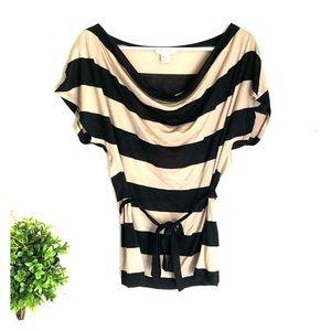 H&M cowl neckline top